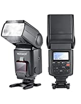 Neewer NW680/TT680 Speedlite Flash E TTL Camera Flash *High-Speed Sync* for Canon 5D MARK 2 6D 7D 70D 60D 50DT3I T2I and other CANON DSLR Cameras