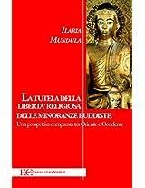 La tutela della libertà religiosa delle minoranze buddiste (Italian Edition)