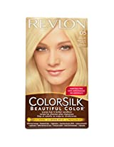 Revlon Colorsilk Permanent Color, Ultra Light Ash Blonde 05
