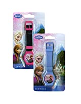 Disney Frozen Elsa and Anna Girls Digital Kids Watch - Assorted Styles