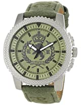 Marc Ecko Classic Analog Green Dial Unisex Watch - E11596G2