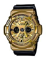 Casio G-Shock Analog-Digital Gold Dial Men's Watch - GA-200GD-9B2DR( G593)