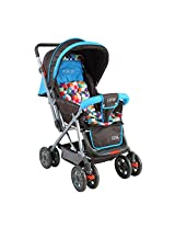 LuvLap Baby Stroller Pram Sunshine Teel