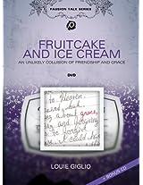 Fruitcake & Ice Cream