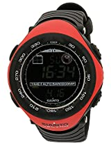 Suunto altimeter Digital Red Dial  Unisex Watch - SS011516400