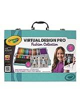 Crayola Virtual Design Fashion Collection
