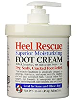 Profoot Care Heel Rescue Superior Moisturizing Foot Cream, 16 Oz