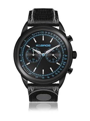 K&BROS Reloj 9491 (Negro)