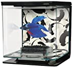 Hagen Marina Betta Aquarium Starter Kit, Ying/Yang
