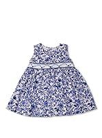 Elisa Menuts Vestido Bebé Sara (Azul Marino)