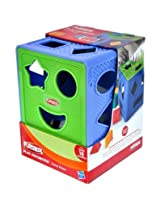 Playskool Form Fitter Shape Sorter