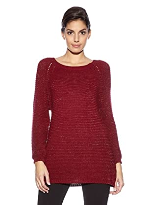 Love U Pullover Ruby (Bordeaux)