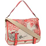 Desigual Bols Bag Flash Linen, Sac à main