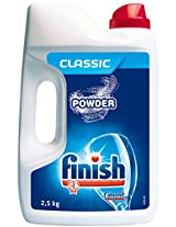 Finish Dishwasher Powder - 2.5 kg (Regular)