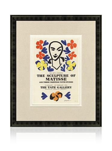 Henri Matisse The Tate Gallery, 1959, 16