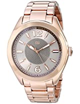 Tommy Hilfiger Women's 1781369 Casual Sport Grey Dial Rose Gold Bracelet Watch