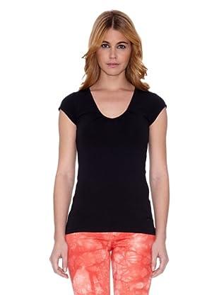 Salsa Camiseta Ipanema Slim (Negro)