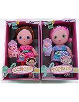 Mooshka Tots Zana And Deava 2 Doll Collection