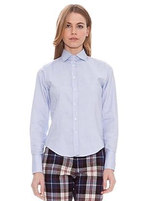 Vilagallo Camisa Cuadros (Azul Claro)