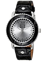 Marc Ecko Analog Silver Dial Women's Watch - E11509L2