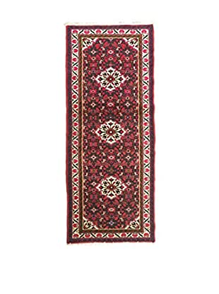 RugSense Teppich Persian Hoseinabad rot 190 x 75 cm
