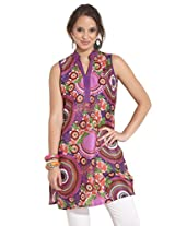 Diva Ladies Cotton Printed Kurti