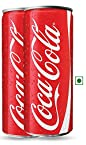 Coca-Cola Can (Pack of 2 Cans)