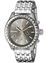 Diesel End-of-Season Kray Kray Chronograph Grey Dial Women's Watch - DZ5487