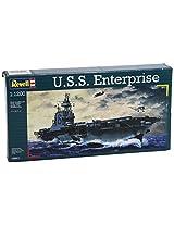 Revell of Germany 1/1200 USS Enterprise