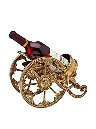 Godinger Recollection Chariot Bottle Holder