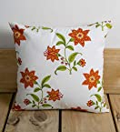 Ocean Collections Orange Cushion Cover