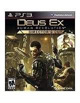 Deus Ex Human Revolution: Director's Cut (PS3)
