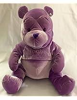 "12"" Disney Winnie The Pooh Purple Bear Plush"