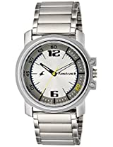Fastrack Upgrades Analog Grey Dial Men's Watch - NE3039SM05