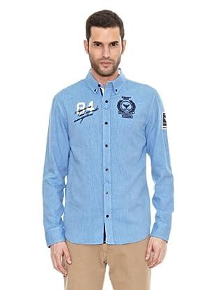 Bendorff Camisa Manga Larga (Azul)