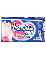 Mamy Poko Pant Style Large Size Diapers