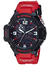 G-Shock Professional Analog-Digital Multi-Color Dial Men's Watch - GA-1000-4BDR (G542)