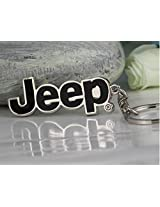 Probrother® Brand New Jeep Logo Car Truck SUV Metal Keychain Key Chain For Jeep Fans