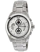 Citizen Analog White Dial Men's Watch - AN3420-51A