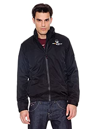 Pepe Jeans London Cazadora Faster (Negro)