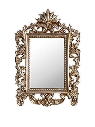 Concept Luxury Wandspiegel Classic silber