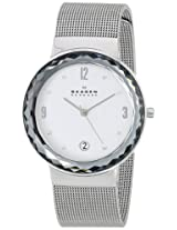 Skagen Analog Silver Dial Women's Watch - SKW2004