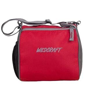 Wildcraft Lunch Bag-Red