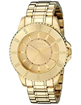 Versus by Versace Analog Champagne Dial Men's Watch - SGM22 0015