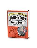 Johnsons Foot Soap, 4oz. Box