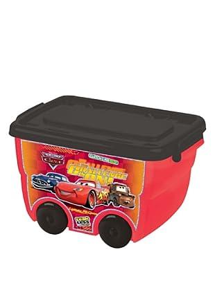 Box con Ruote Cars 25L