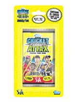 Topps Cricket Attax IPL 2013/14 Blister, Multi Color (3 Pack)