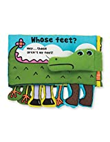 Whose Feet?: Read and Play - K's Kids