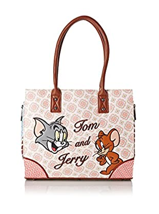 Hoy Collection Schultertasche Tom & Jerry Hipster