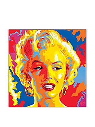Artopweb Panel Decorativo Gorsky Marilyn Monroe 85x85 cm Multicolor